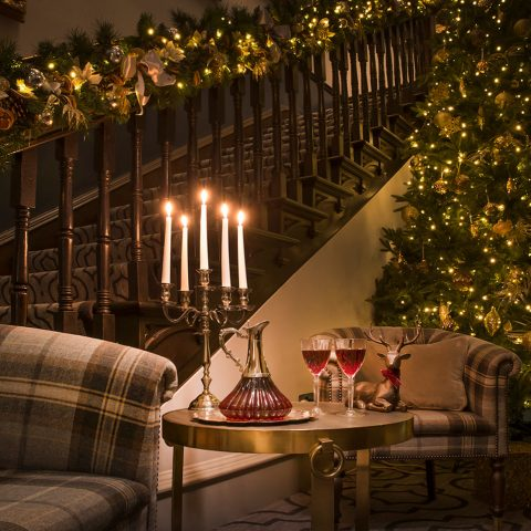 Relax and feel festive at Christmas