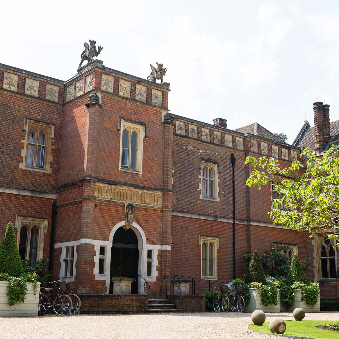 Welcome to Wotton House