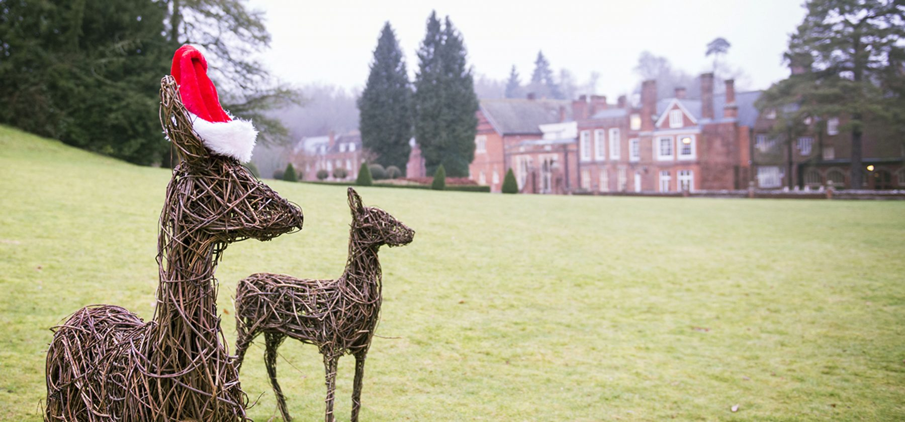 Christmas at Wotton House