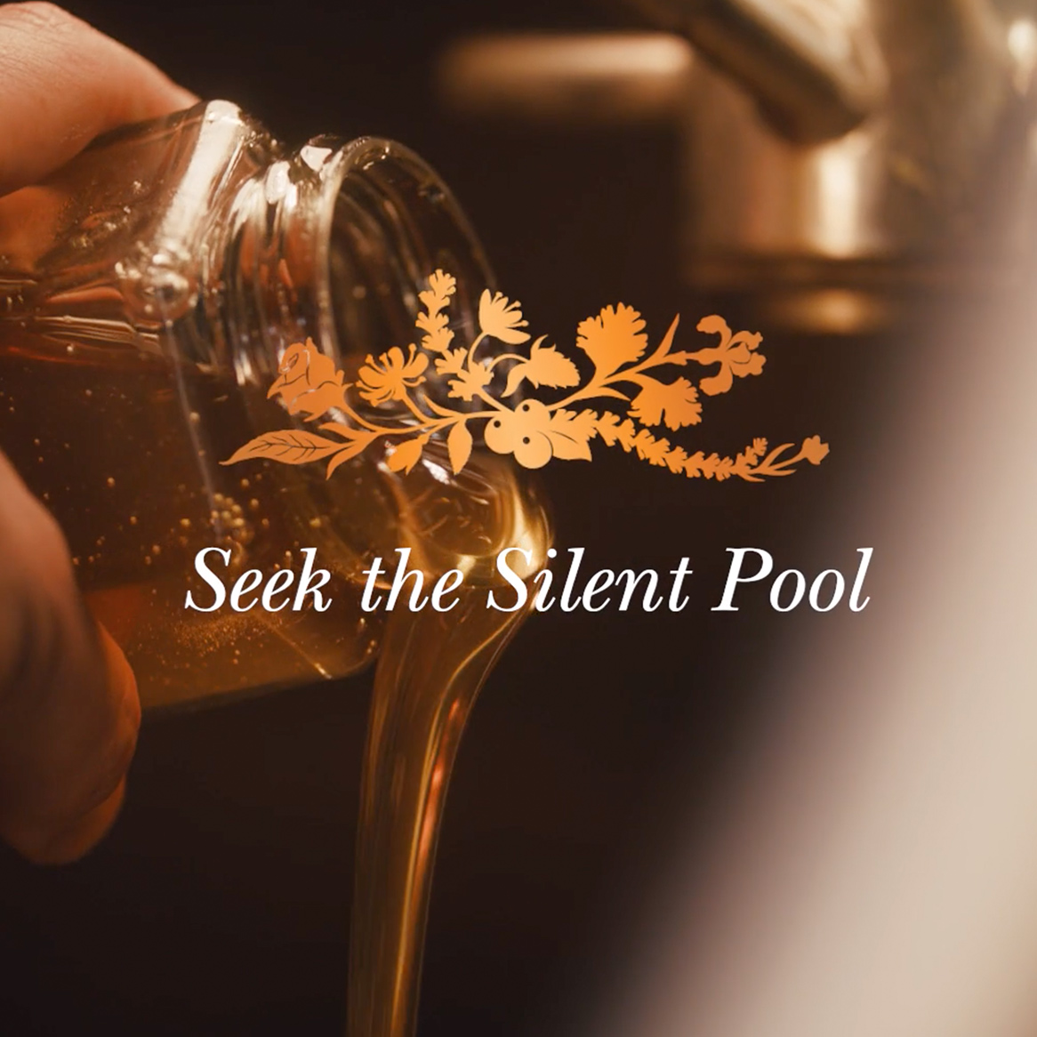 Silent pool honey